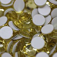 Cтразы ДМС+ (Корея)HF Jonquil .Размер ss16(4mm).Горячая фиксация.Цена за 100шт, фото 1