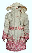 Куртка демисезонная горох, фото 3