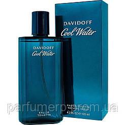 Davidoff Cool Water Men (125мл), Мужская Туалетная вода  - Оригинал!