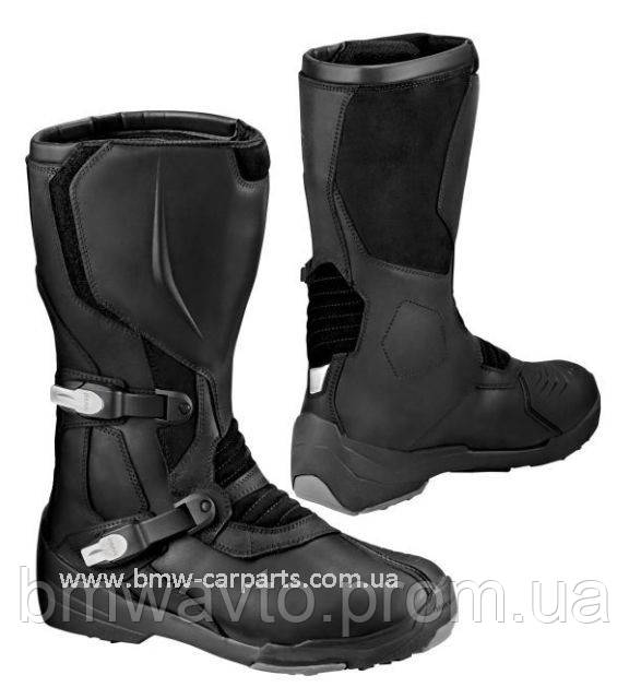 Мотоботы BMW Motorrad Gravel Boot, Unisex, Black , фото 2