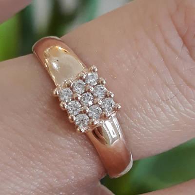 Кільце на пропозицію - Кільце для заручин золото - Кільце для пропозиції золото