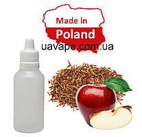 Ароматизатор Яблочный табак кальянный 5 мл, Польша
