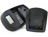 Зарядное устройство для фотоаппарата Canon NB-7L Extradigital DC-500 Black (CHC5113)