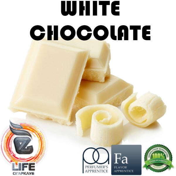 Ароматизатор TPA White Chocolate Flavor (Белый шоколад)