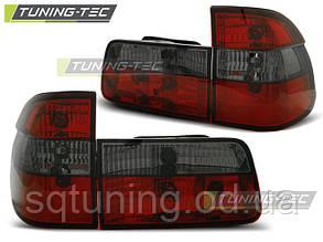 Задние фонари BMW E39 09.95-08.00 TOURING RED SMOKE