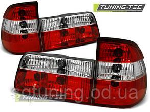 Задние фонари BMW E39 09.95-08.00 TOURING RED WHITE