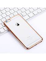 Чехол X-LEVEL Edge series для Iphone 6/6S золотой