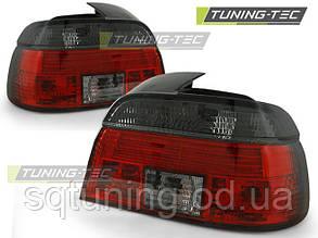 Задние фонари BMW E39 09.95-08.00 RED SMOKE