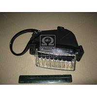 Противотуманная фара левая IBIZA/CORD 93-99 TYC 19-A622-05-2B