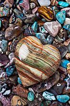 Алмазна вишивка Серце моря