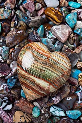 Алмазная вышивка Сердце моря, фото 2
