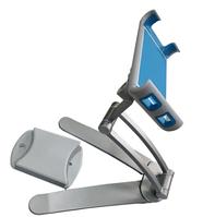 POS Подставка (держатель) для планшета, 7-15 дюймов, Металлический, фото 1