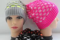 Подростковые шапки для девочек