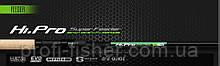 Фидерное удилище ZEMEX Hi Pro Super Feeder 13ft до 110 гр - 2018
