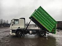 Установка гидравлического оборудования Binotto на тягачи, самосвалы, полуприцепы, зерновозы