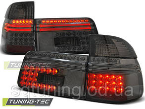 Задние фонари BMW E39 97-08.00 TOURING SMOKE LED