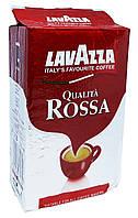 Кофе молотый Lavazza Qualita Rossa Кофе Лаваза Кьюалита Роза в вакуумной упаковке 250 г