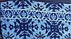 Темное кухонное полотенце ассорти хлопок 12 шт в уп. Размер 35х70 кухонное полотенце хлопок, фото 3