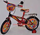 Детский велосипед Mustang Hotwheels 18 дюймов, фото 3