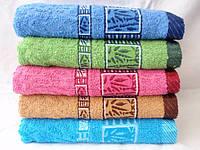 Лицевые полотенце 6 шт в уп. Размер 0,5х0,9 Лицевое 100% хлопок полотенце оптом большой опт
