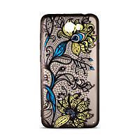 Накладка для Huawei Y5 II силікон Widow Case MiaMI Blossom