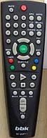 Пульт от тюнера эфирного цифрового телевидения Т2 BBK RC-SMP712