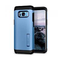 Накладка для Samsung Galaxy S8 G950 пластик Spigen Neo Hybrid Сине Коралловый (565CS21598)