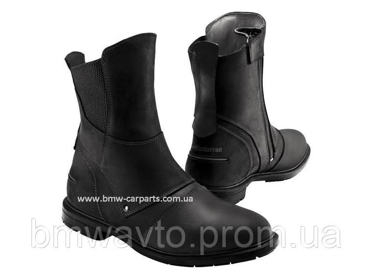 Женские мотоботы BMW Motorrad Urban Boot, Black, фото 2