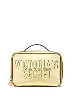 Косметичка 3 в 1 Victoria's Secret (Mirrored metallic jetsetter travel case)