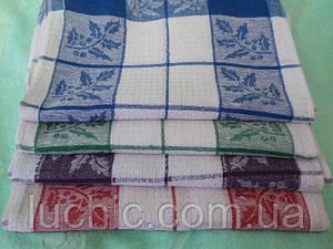 Вафельное полотенце 12 шт в уп. Размер 35х50 100% хлопок кухонное полотенце оптом