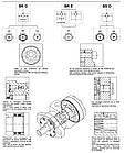 Гідромотор героторный BR і BS Brevini, фото 2