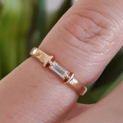 Золоте кільце - Кільце для заручин золото - Золоте кільце для пропозиції