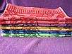 Кухонное полотенце ветка 10 шт в упаковке хлопок 35х70, фото 3