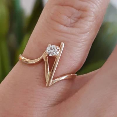 Золоте кільце - Золоте Кільце для заручин - Золоте кільце для пропозиції