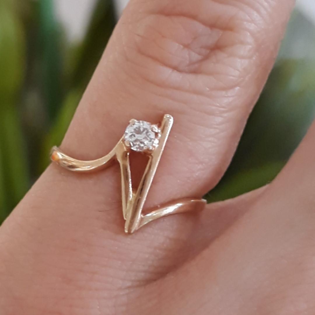 Золотое кольцо - Золотое Кольцо для помолвки - Золотое кольцо для предложения