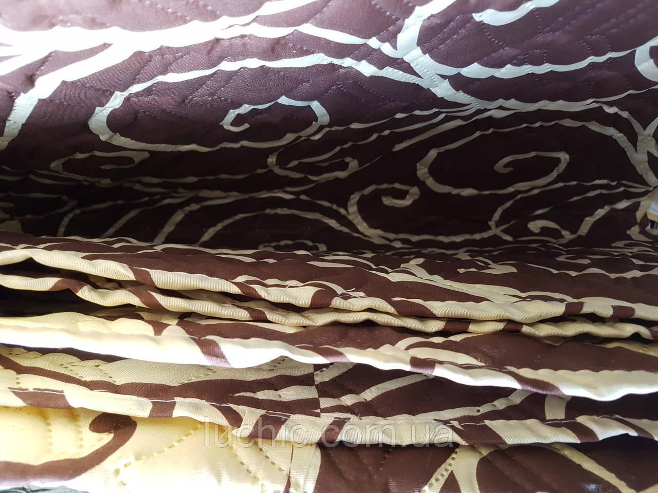 Летнее одеяла синтепоновое  евро(200×210см) от 1 шт