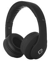 Навушники накладні з мікрофоном безпровідні Ergo BT-790 Black
