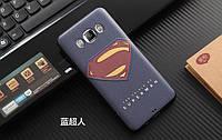 Накладка для Xiaomi Redmi 3 Pro/Redmi 3S силікон Infinity 3D Малюнок Супермен