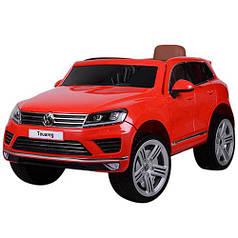 Детский Электромобиль Bambi Volkswagen Touareg 3670 красный