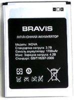Аккумулятор Bravis Nova original 1800 mAh