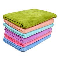 Банные полотенце Лист кленовый и(другие) 6 шт в уп. Размер 1,4х0,7 100% хлопок полотенце оптом большой опт