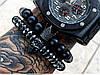 Мужской каменный браслет mod.Paradigm 2 браслета