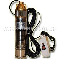 Погружной глубинный насос для скважин центробежный 4SKM-100 H.World