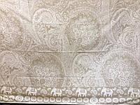 Простынь  махровая  (хлопок\лен)  208*150 Индия