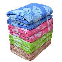 Лицевые плотные полотенца Цветок лилии 8 шт в уп. Размер 50х90 100% хлопок Венгрия