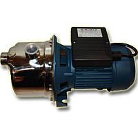 Поверхностный насос для воды JS100S/JET100A (нержавейка) H.World