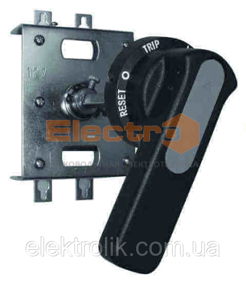 Ручной поворотный привод ПРП для ВА 77-1