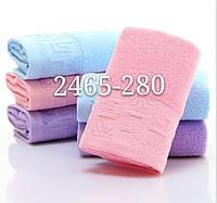 Нежные пастельные полотенца для кухни и рук хлопок 12 шт в упаковке 30х50
