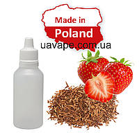 Ароматизатор Клубничный табак кальянный 10 мл, Польша