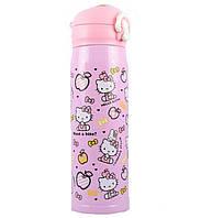 Детский термос Hello Kitty Starbucks Style (350 мл.)